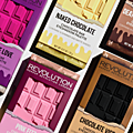 Série des Chocolate Palettes de <b>I</b> <b>Heart</b> Make up (<b>Makeup</b> Revolution): Cranberries and Chocolate