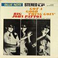 John Patton - 1966 - Got A Good Thing Goin'(Blue Note) LP