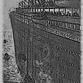1912 - LE PLUS GRAND PAQUEBOT DU MONDE EST INSUBMERSIBLE