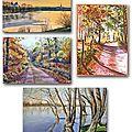 Peinture et Créativités du Loiret
