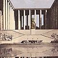 Palais de tokyo , de 1937 à aujourd'hui , quelques notes sur l' architecture