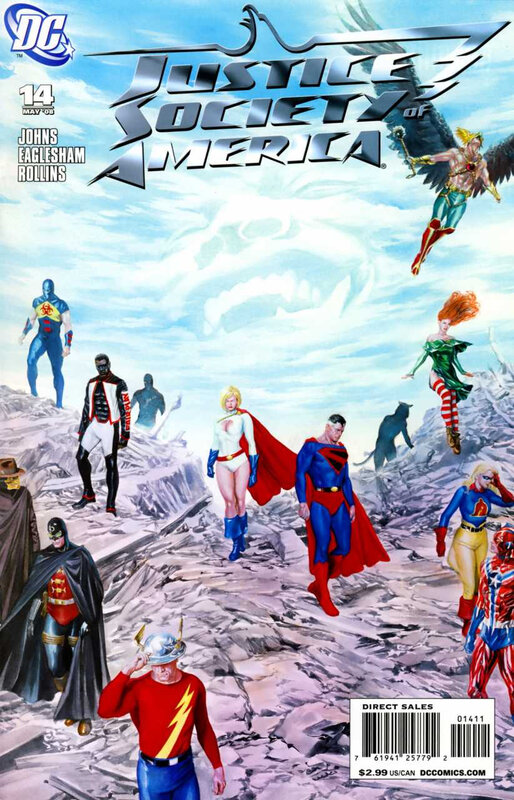 justice society of america 14