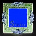SELFIE, d'<b>Ultra</b> <b>Violet</b>, un univers visuel rempli de signes, de symboles et de spiritualité