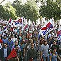 Succès de la <b>grève</b> <b>générale</b> de 48h en Grèce organisée par le PAME et les communistes