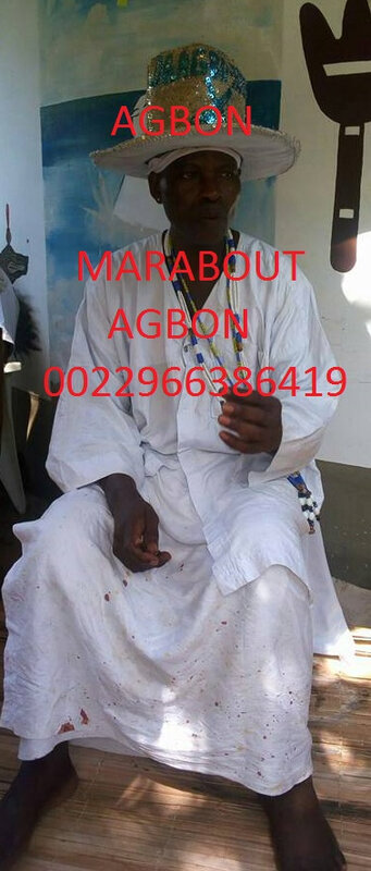 puissant marabout AGBON
