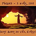 Pâques 2015