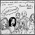 Dayli drawing - Décembre 2019 - partie 3