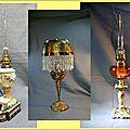 Restauration de lampes a petrole