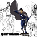 french comics run 14 : le gentleman et <b>francion</b>