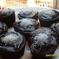 MINI CAKE AU CHOCOLAT