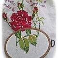 Sirop de roses de lili points