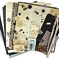 <b>Kit</b> <b>atelier</b> Multi*Albums de Juillet (2ème version), Steff