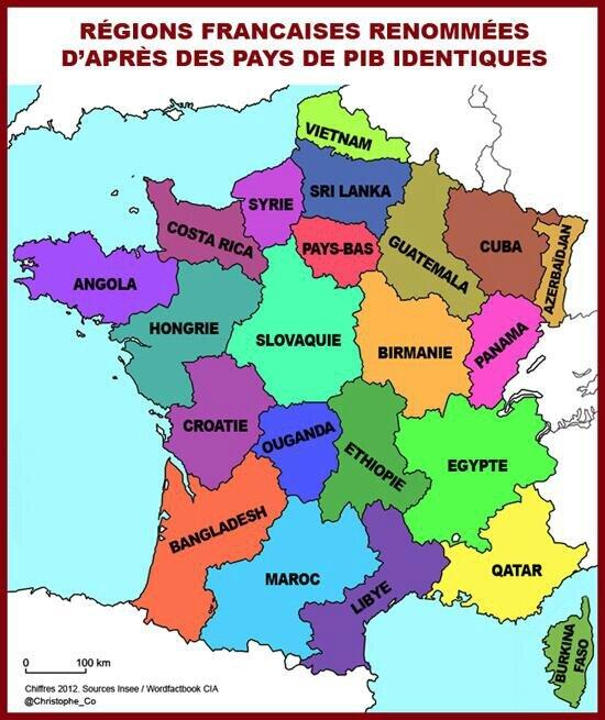 Heloohaloo 38 Mooi Frankrijk Streken Kaart