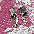 <b>Clips</b> <b>boucles</b> <b>d</b> <b>oreille</b> colombe by capucine à Paris