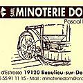 Les farines de la minoterie dom