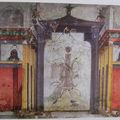 08 Maison d'Auguste, Palatin, Rome (-30-20), salle des Masques