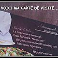 Page facebook nanoucook et newsletter...