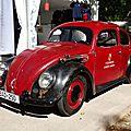 VOLKSWAGEN Coccinelle Feuerwehr-Brezel 1951