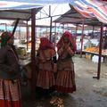 Au marché de Bac Ha