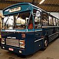 Leyland royal tiger worldmaster 2a-1r autobus liégeois 1972