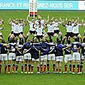 2013 Année Noire : France- Nouvelle-Zélande