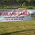HIGHLAND GAMES BRESSUIRE, le blog français-anglais d'Alain Cadu