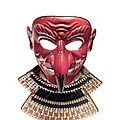 Fearsome mask sells for exceptional price in Bonhams Fine Japanese Art Sale