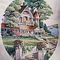 Cottage anglais