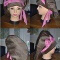 les chapeaux d'élotine