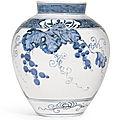 A Ko-Imari vase, <b>Edo</b> <b>period</b>, circa 1640–1650
