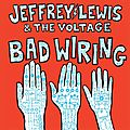 JEFFREY LEWIS & THE VOLTAGE – Bad Wiring (2019)