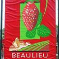 FETE DE LA FRAISE à <b>BEAULIEU</b> SUR <b>DORDOGNE</b>