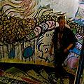 Visite du 59 rue de rivoli : au paradis des artistes.