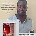 Sophie: un <b>extrait</b> de roman de l'écrivain camerounais pabloemma