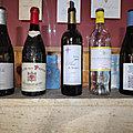 Châteauneuf du Pape : Clos des Papes 2004, Puisseguin : Petite Fleur de Roques 2020, <b>Sauternes</b> : Clos Haut Peyraguey 2010