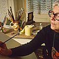 Beryl cook et ses peintures colorées de la vie ordinaire en angleterre!