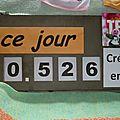 Tricot compteur solidaire du mercredi 5 septembre 2012
