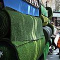 04-du vert et des rouleaux d'herbe synthétique