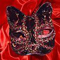 Des masques pour fêter mardi-gras