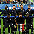 VICTOIRE de ONZE JOUEURS sur un terrain de football: une belle leçon de morale et de... géographie!