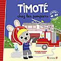 <b>Lectures</b> <b>ThématiQues</b> : Les pOmpiers (- de 5 ans)