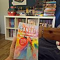 J'ai lu: La <b>chambre</b> des <b>merveilles</b> de Julien Sandrel