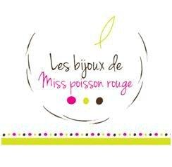 Bijoux Miss poisson rouge