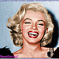 Marilyn colorisée 2017