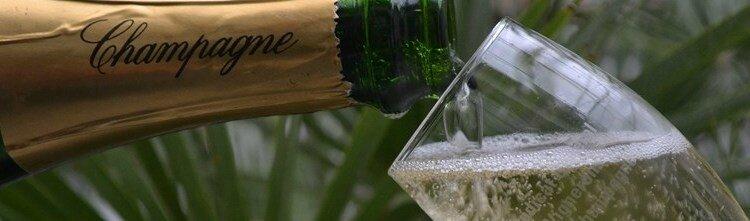 *J-16* Mets / champagne, l'accord parfait