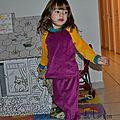Pyjama d'Arlequin