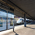 LGV Grand Centre <b>Auvergne</b>: le projet POCL est un nouveau maillon du réseau ferré national