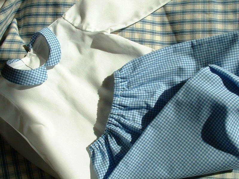 Brassière à col rond et pantalon - Les intemporels