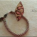 MadRing & bracelet crocheté
