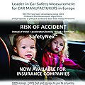 SafetyNex by NEXYAD : measurement of RISK OF ACCIDENT for <b>actuaries</b> (Insurance Companies)